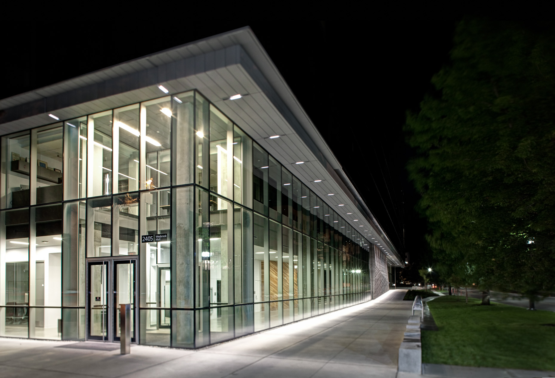 Ubc pharmaceutical building 4